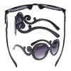 Wholesale manufactures 2012 new trendy sunglasses promotional sunglasses with your logo