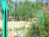 mesh steel fence