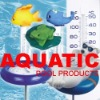 swimming pool thermometers, spa sauna thermometer, floating thermometer, funny animal thermometer