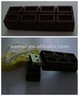 DIY PVC USB Flash USB Gadget Chocolate USB Flash
