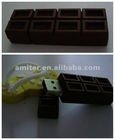 DIY PVC USB Flash USB Gadget Chocolate USB Flash