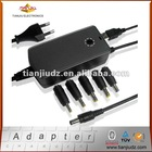 2012 best sell 40W MINI universal netbook charger With USB