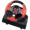 PC-USB WIRED VIBRATION GAME STEERING WHEEL
