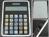 A5 8-digits solar power calculator