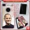 steve jobs hard sleeve for iphone, in memory of steve jobs custom print hard case for iphone4