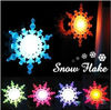 2012 Chrismas LED color changing snow light