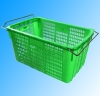 crate with metal handle