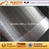 stainless steel sand control screen