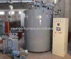 heat treatment furnace for nitriding