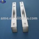 extruded aluminium profile milling parts