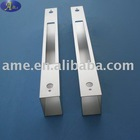 extruded aluminium profile milling parts