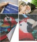 TX-TEX PVC mesh banner advertisement