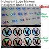 Hologram Logo Stickers,Hologram Brand Labels,Hologram Stickers With Comany Logo Printing