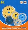 Diamond small blade/cutter for cutting edges