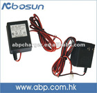 High capacity 9V0.3A linear power supply for consumer electrical