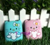2800 kitty cat cartoon style portable battery charger for smart phone and tablet