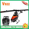 WL New Invension!V922 Flybarless 3D Mini Helicopter
