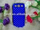 hand made your own design mobile phone case,bulk phone case for samsung galaxy s3 i9300