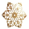 Iron Sheets Hollow-carved Jewelry Accessory