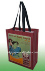 130gsm laminated non woven shopping bag