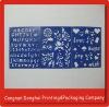 Wholesale plastic letter stencil