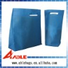Ultrasonic package bag for apparel with gusset BNS-2