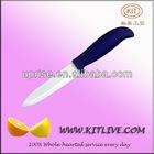 6 inch chef ceramic knife