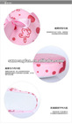 Ourter:Super-soft Short Plush+Midsole:Soft Terry Towel+TPR Slip Resistance Outsole Home Slipper with Butterfly Bow