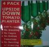 4 pack upside down tomato planter