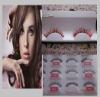 wholesale hot selling 100% human hair eyelash