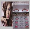 wholesale hot selling 100% human hair eyelash