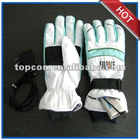 heated cycling gloves,lithium battery heated gloves