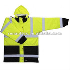 3M Reflective Tape HI VIS Yellow Safety Coat