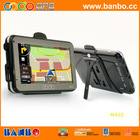 Factory price 4.3inch gps navigation system