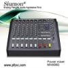 MX606D Power Mixer
