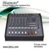 MX606D Power Mixer