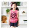 Hot sell fashoin design children vest