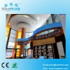 indoor flexible led tv screen (D10122)