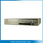 4ch H.264 network CCTV Full d1 Standalone DVR system