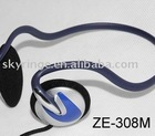 ZE-308M good quality MP3 headphone and be suitable for sport lovers