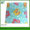 colourful sublimation printed kerchief