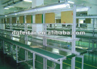 Lamp equipment production assembly line