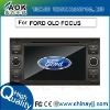 special car audio player for 2006 old focus dvd gps navigation and audio with GPS system