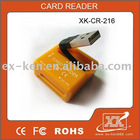 Manetic card reader , all in one card reader ( XK-CR-216)