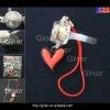 led flashing pendant for mobile