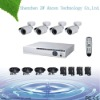 Hot Sale 4channel hd dvr and cameras