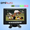 7 inch ISDB digital TV for Brazil with SD/USB