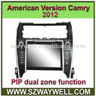 2012 American Version Camry radio tape recorder player.PIP function,