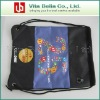 Fashion promotional drawstring backpack