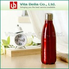 Double walled stainless steel cola design cup,vacuum cup travel mugs kids' leak proof bottles